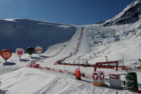 FIS Weltcup Auftakt in Sölden