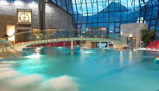Wohlfühlort Aqua Dome