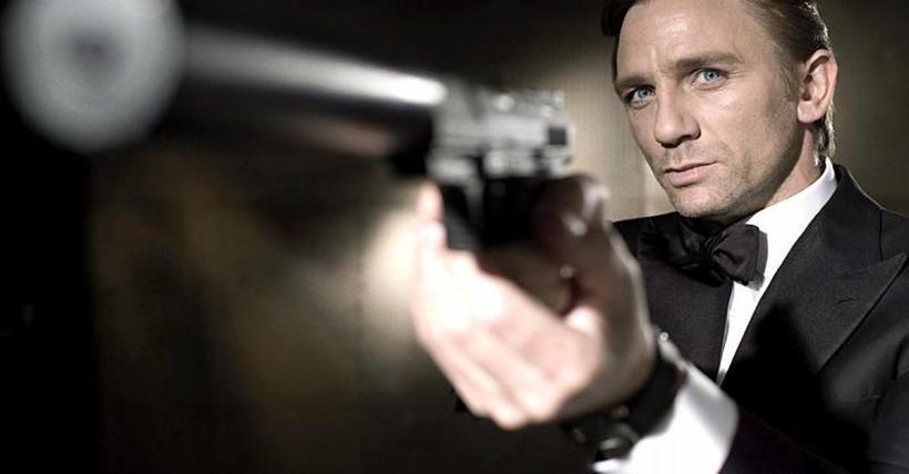 Bald zückt Daniel Craig alias James Bond seine Kanone auch in Sölden!