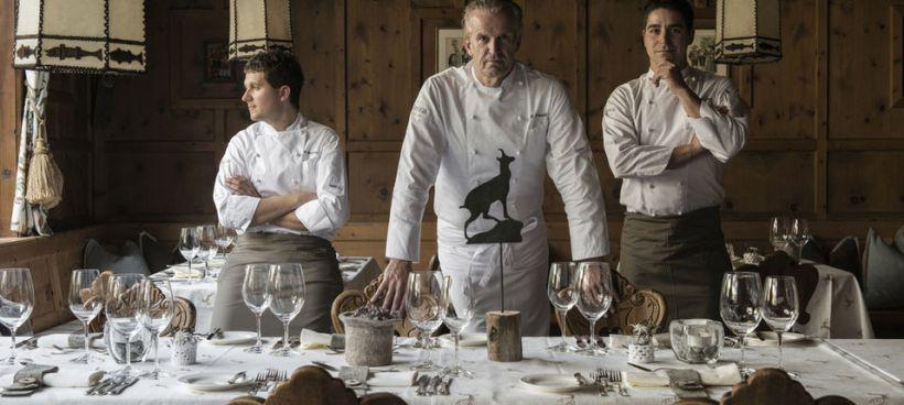 Wird mit anderen Spitzenköchen in Sölden groß aufkochen: der Haubenkoch Gottfried Prantl!