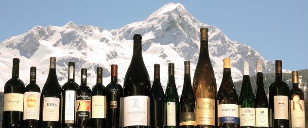 """Was macht bitte der Wein am Berg in Sölden? Findet es bei der Veranstaltung """"Wein am Berg"""" ganz einfach selbst heraus!"""